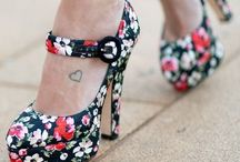 Shoe Love / Shoes!!!  Shoes!!!! Heels, Boots, Wedges, Sneakers....all things for your feet / by Bree Schmidt