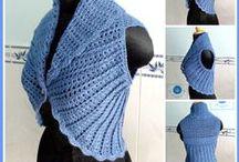 Hooked on Crochet / Beautiful Crochet Ideas / by Lynn James