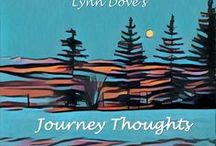 Journey Thoughts / Great Inspirational Articles from lynndove.com