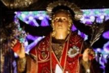 Solennità in onore a Sant'Alfio - Lentini 9.10.11 Maggio / Solenni i festeggiamenti religiosi e civili in programma durante i primi giorni di Maggio dedicati ai tre Santi fratelli Alfio, Filadelfo e Cirino, in particolare dal 9 all'11, quando la città si raccoglie per commemorare il loro martirio avvenuto il 10 Maggio del 253 d.C. a Lentini.