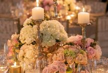 Cream & Blush Wedding  / Romantic theme  / by Celestine Lara