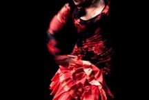 Flamenco / A fiery vibrant dance full of colour and passion