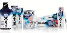 Blanx / Produkty do pielęgnacji zębów. Wybielanie, wzmacnianie, ochrona.