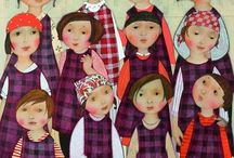 Cecile Veilhan / The wonderful and fun Illustrations.