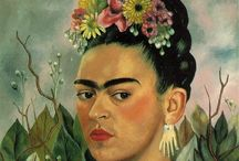 Frida Kahlo / Artist free spirit
