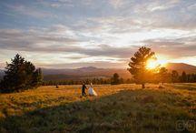 Mountain Weddings / Beautiful weddings in Flagstaff, Telluride, Aspen, Vail, Deer Valley, Jackson Hole and other mountain wedding inspiration.