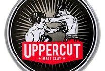 Uppercut Deluxe - pielęgnacja i stylizacja włosów. / Stwórz niepowtarzalny look z kosmetykami Uppercut Deluxe.
