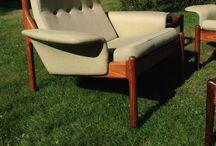 Unik vintage furnitures / Lassen by Madsen