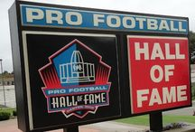 Canton Ohio / Home of the Football Hall of Fame / by Karen S