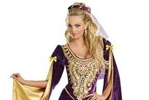Renaissance and Medieval Costumes / Going to a Renaissance Festival? Get your perfect renaissance or medieval costume at OfficialPrincessCostumes.com