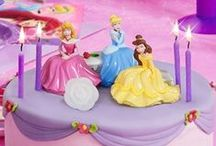 Princess Party Supplies! / We carry all the supplies you need for your Princess-themed birthday party! Plates, cups, tableware, balloons and more at OfficialPrincessCostumes.com.
