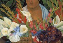 Diego Rivera / Mexican Artist extraordinaire