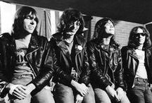 The Ramones ✩✩✩ / the punk rock punkies ♡ / by Doo Hickey