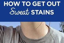 How To Get Out Stains / Tide Laundry Detergent shows you how to remove those pesky every day stains. / by Tide Laundry Detergent
