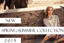 Spring - Summer Collection 2015 / New Spring- Summer collection for casual and office attire. More products on www.giastore.ro