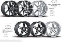 Llantas VOSSEN 2015! / Monta lo último y lo más exclusivo en tu coche. La mejor calidad en Llantas