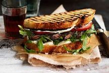 Sandwiches Paninis & More