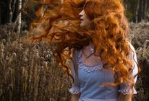 Hair IN Motion / Wind in your hair, moving all around  / by Bree Schmidt
