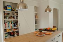 HOUSE -kitchen & pantry