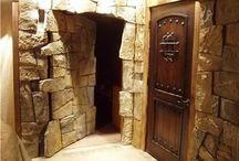 HOUSE -secret door