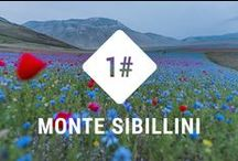 """Inspiration for collection #1 Monte Sibillini / For our first collection we were inspired by the beautiful mountain range """"Monte Sibillini"""". Here you cand find images that were used as an inspiration during the design process.  www.sibillini.cc"""