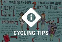 Cycling tips / Things you need or want to know as a cyclist.