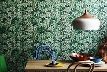 Wallpapers & Fabrics