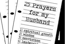 My Other Half / Pursuing my husband and tips on caring for a Christian marriage.