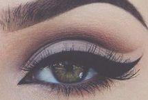Make-up / Inspiração para maquiagens e maquiagens minhas