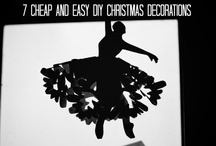 Christmas Ideas / party, decorations and games