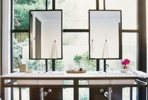 family bathroom project / urban classic bathroom style