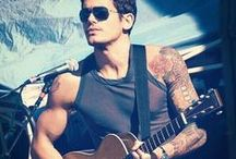 Sexiest man alive: JOHN MAYER / by c cole