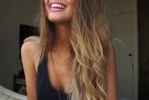 Cheveux / Coiffures en tous genres - inspiration