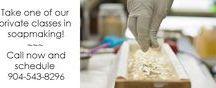 Cold Process Soap Making Class / Private soap making class in Ponte Vedra Beach, FL