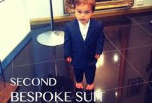 Tailored Suits for Kids!