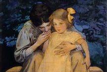 Motherhood in Art / by Berthe Morisot