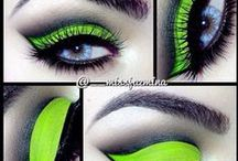 Makeup / Ideas for make up found on the internet