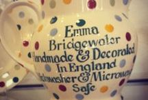 Emma Bridgewater / Range of pottery from Emma Bridgewater now available in store at Spries Art