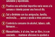 Salud mental / by Ruth Cabrera