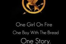 HUNGER GAMES ! / by Ilse Lilo