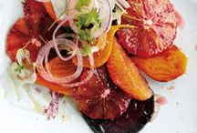foody things - sumptuous salads