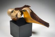 Rex Homan's Bird Sculpture