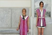 """Resort 2015   Framed Environments / Zeus+Δione launches """"Framed Environments"""", a collection inspired by the geometric abstraction of shapes and forms with emphasis on the harmony of the panels and the sense of elegance."""