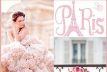 ༺♥༻ Parisian Pink / by Raindrops & Roses