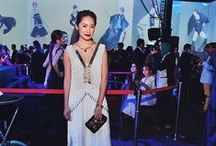 #Preview20 / The ladies who wore LCP to this year's Preview Ball at Green Sun.
