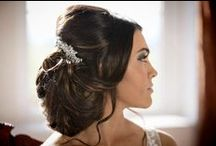 Wedding Hair Ideas / Inspirations for Beautiful Bride