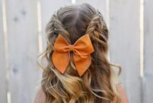 Hairstyles Ideas with bows