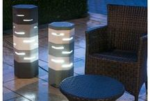 Contemporary Outdoor Lighting / Presenting the two launch collections of contemporary, artisan floor lamps from Jalu. Our aim is to enhance your outdoor living experience with original sculptural lighting that provides an object of beauty during the day and sophisticated ambient lighting in the evening. Jalu floor lamps provide ideas and inspiration to extend your outdoor lighting options for interior, garden and landscape designs.
