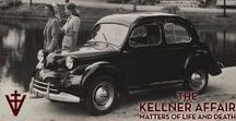 The Kellner Affair / The Kellner Affair tells the fascinating story of how some of the most influential people in the French luxury car business before the War came together and fought bravely against the Nazi occupation force in Paris.   It also goes into great detail about the cars and Kellner coachbuilding.