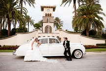 Wedding Getaway Vehicles / Ideas for unique rides to and from your reception.